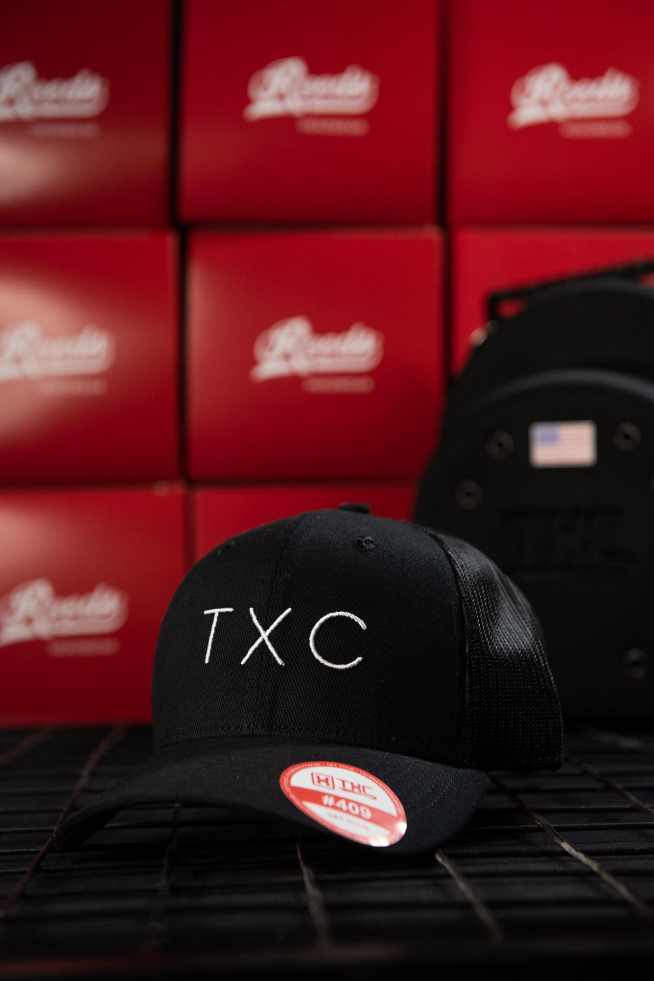 Boné TXC Brand Aba Curva 11185c