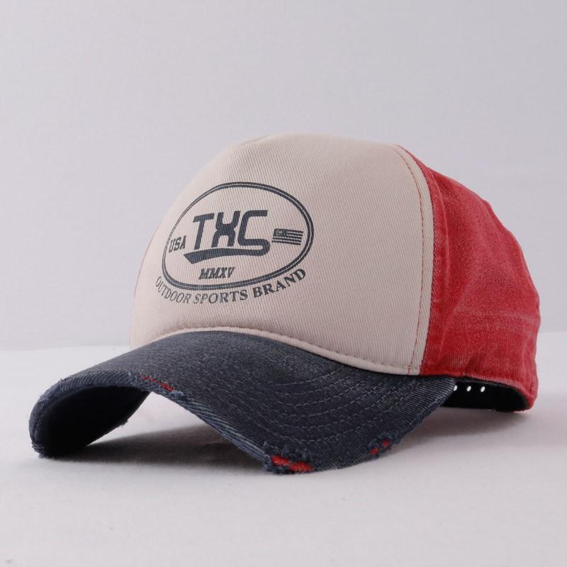 Boné TXC Brand aba curva 346C