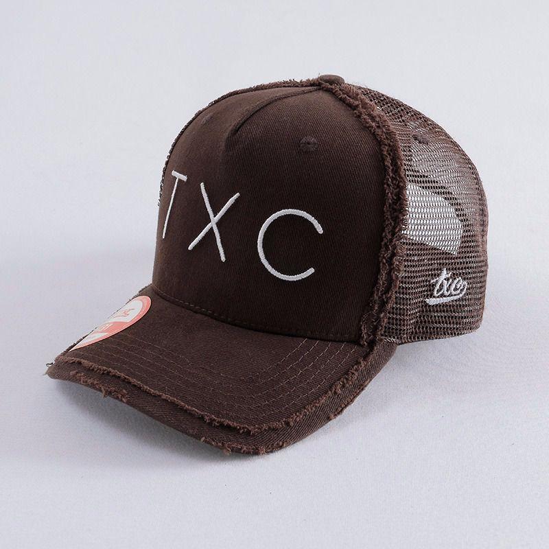 Boné TXC Brand aba curva 363C