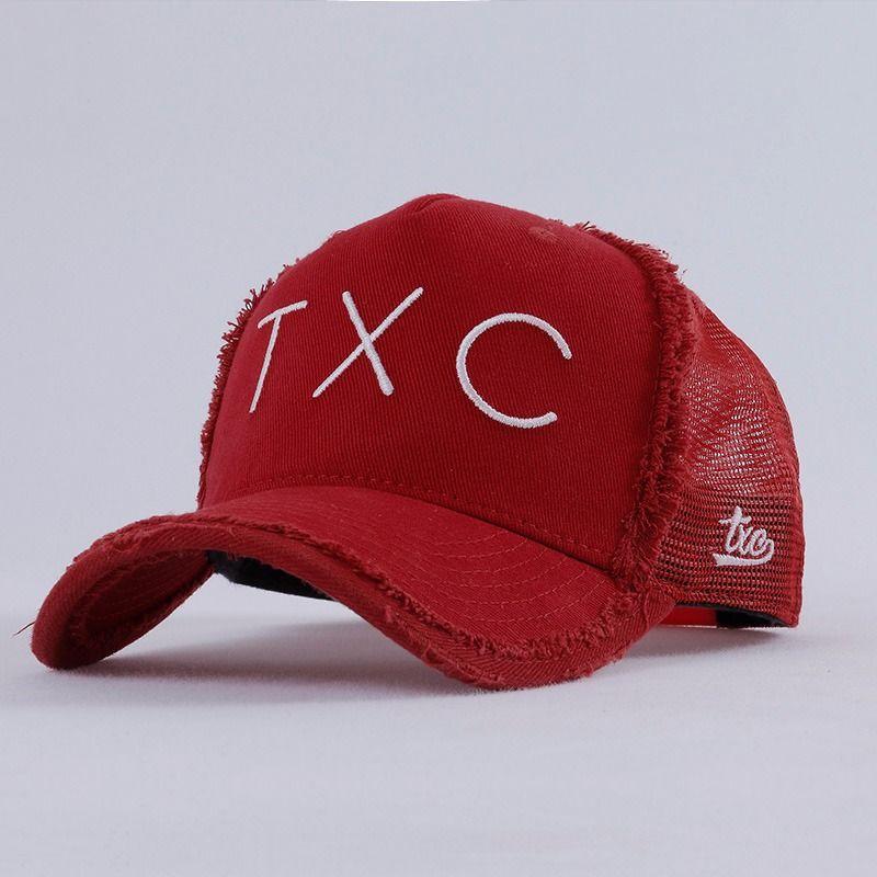 Boné TXC Brand aba curva 364C