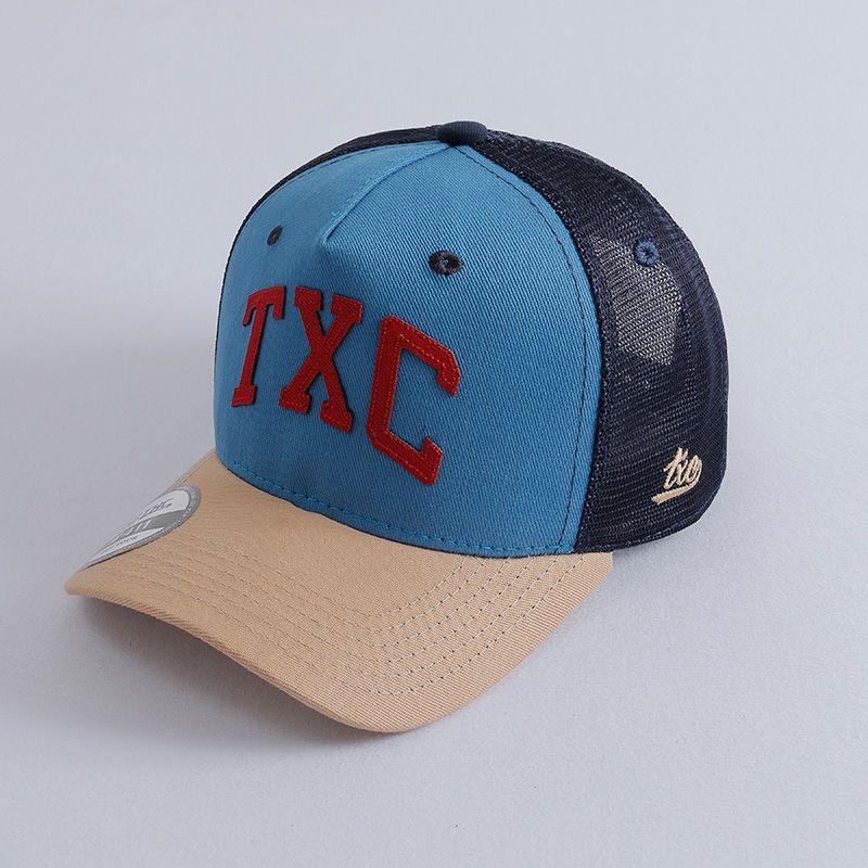 Boné TXC Brand aba curva 371C