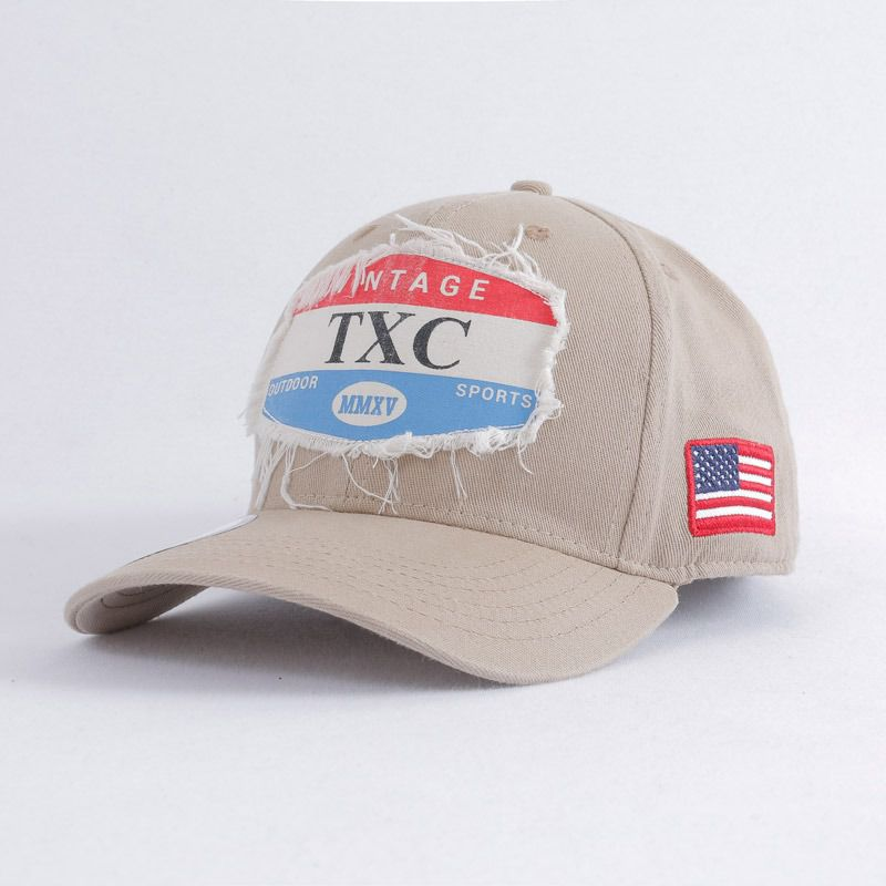 Boné TXC Brand aba curva 385C