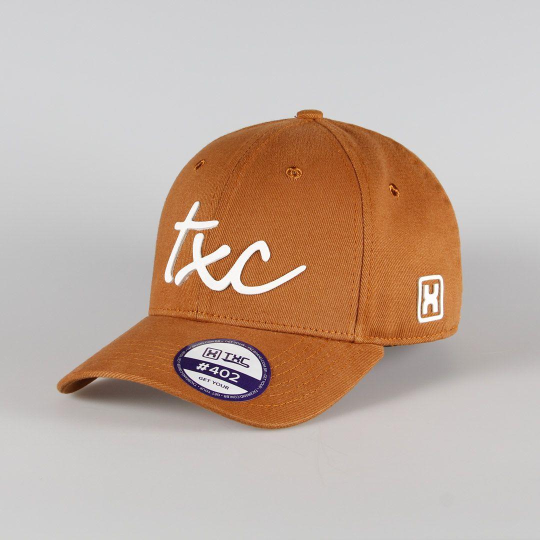 Boné TXC Brand aba curva 538c