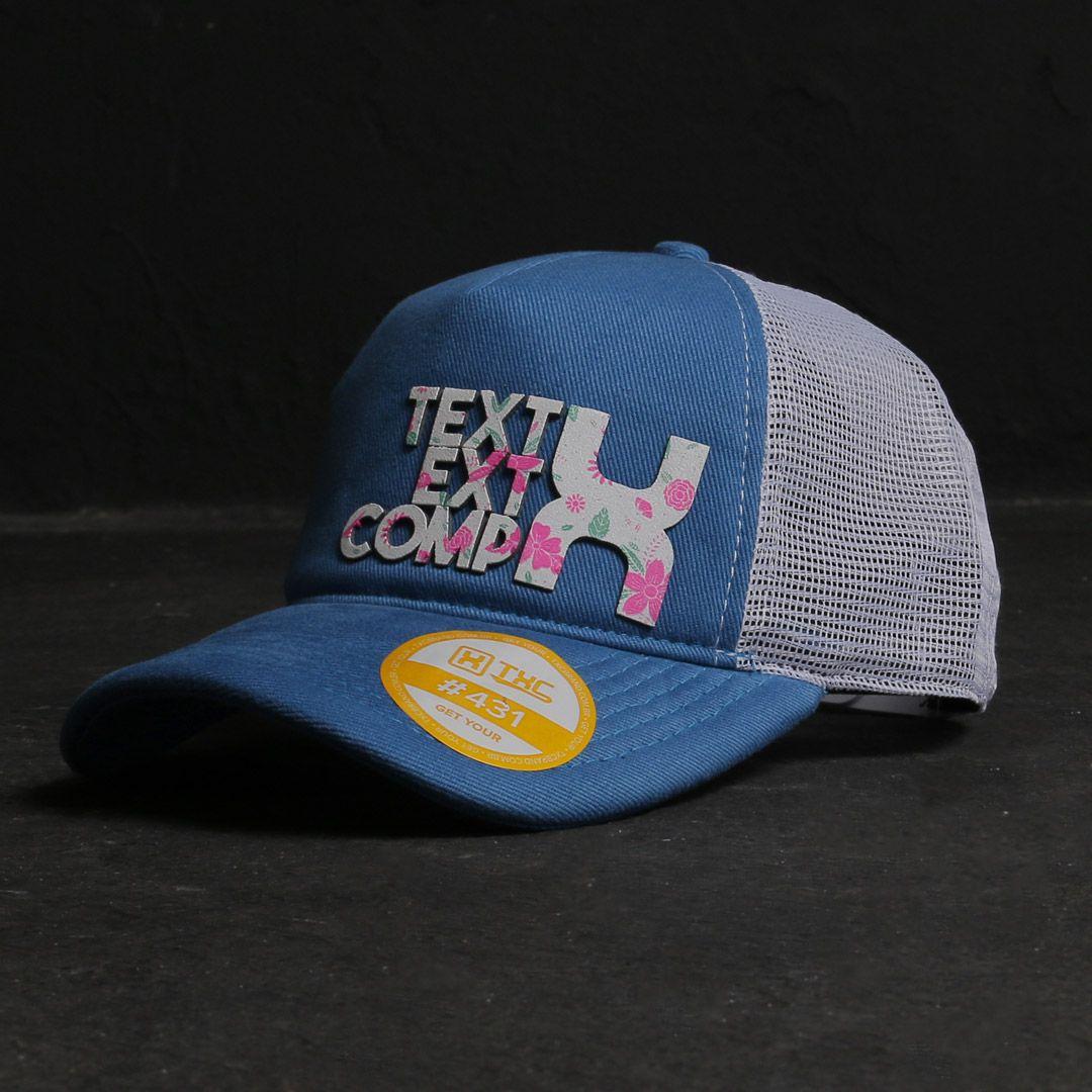 Boné TXC Brand aba curva 559C