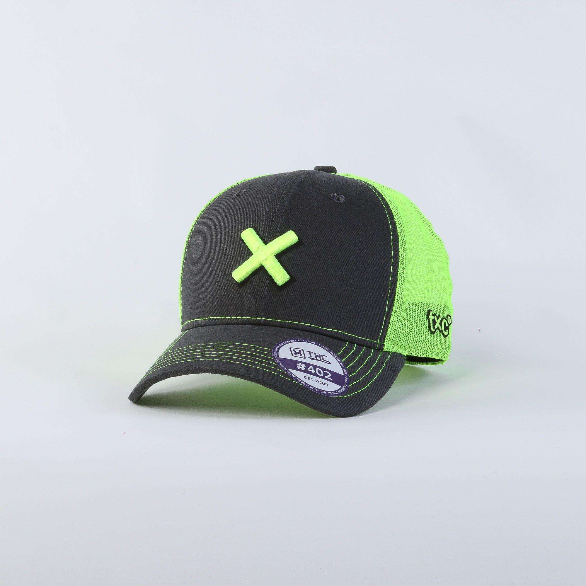 Boné TXC Brand aba curva 760C