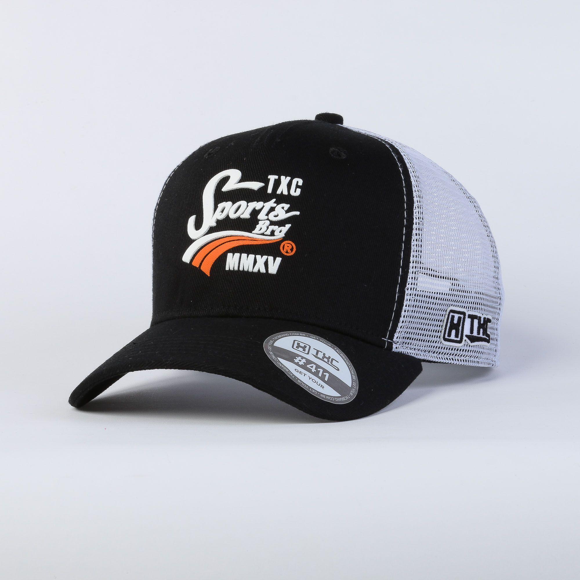 Boné TXC Brand aba curva 784C