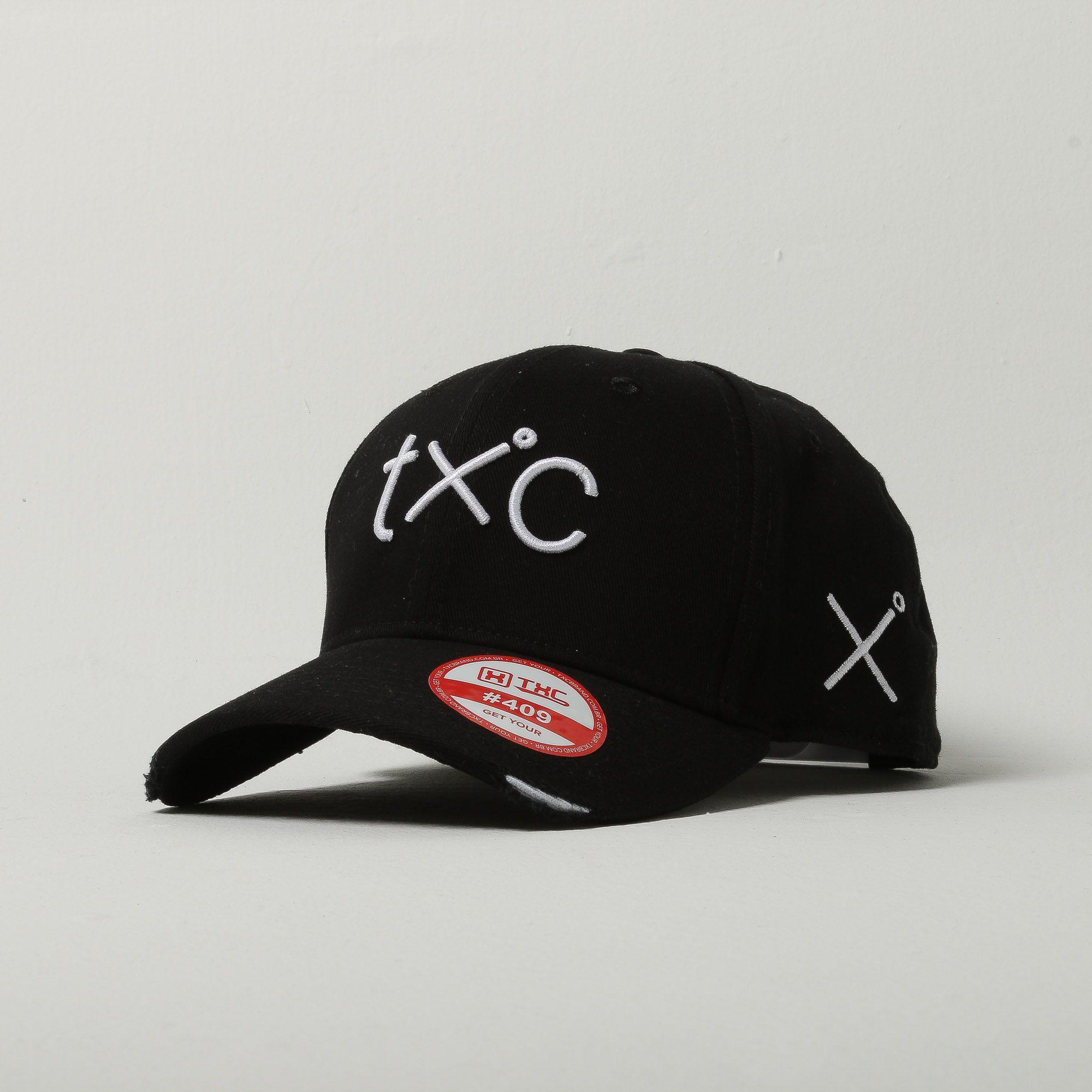 Boné TXC Brand aba curva 854c