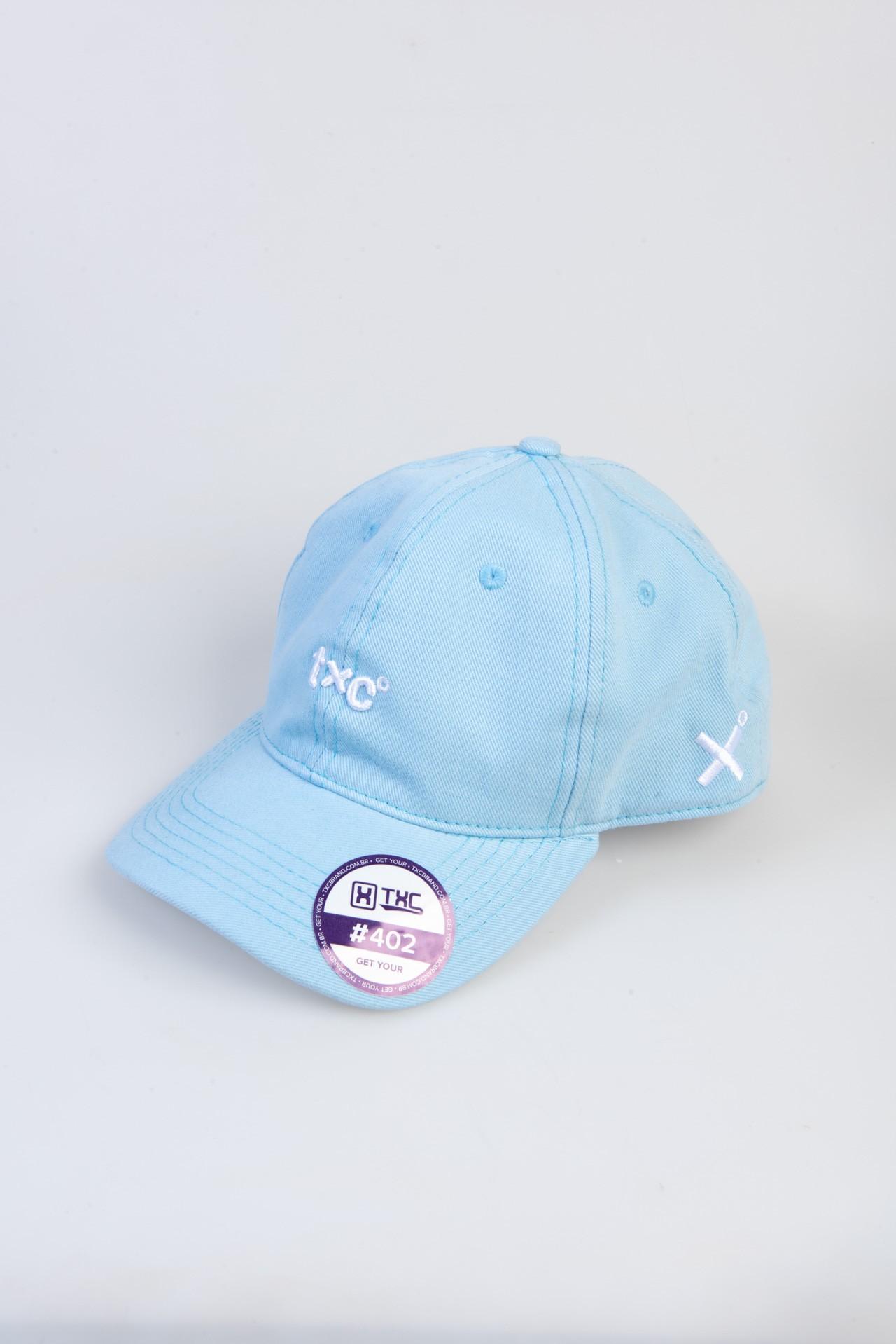 Boné TXC Brand Aba Curva  970C