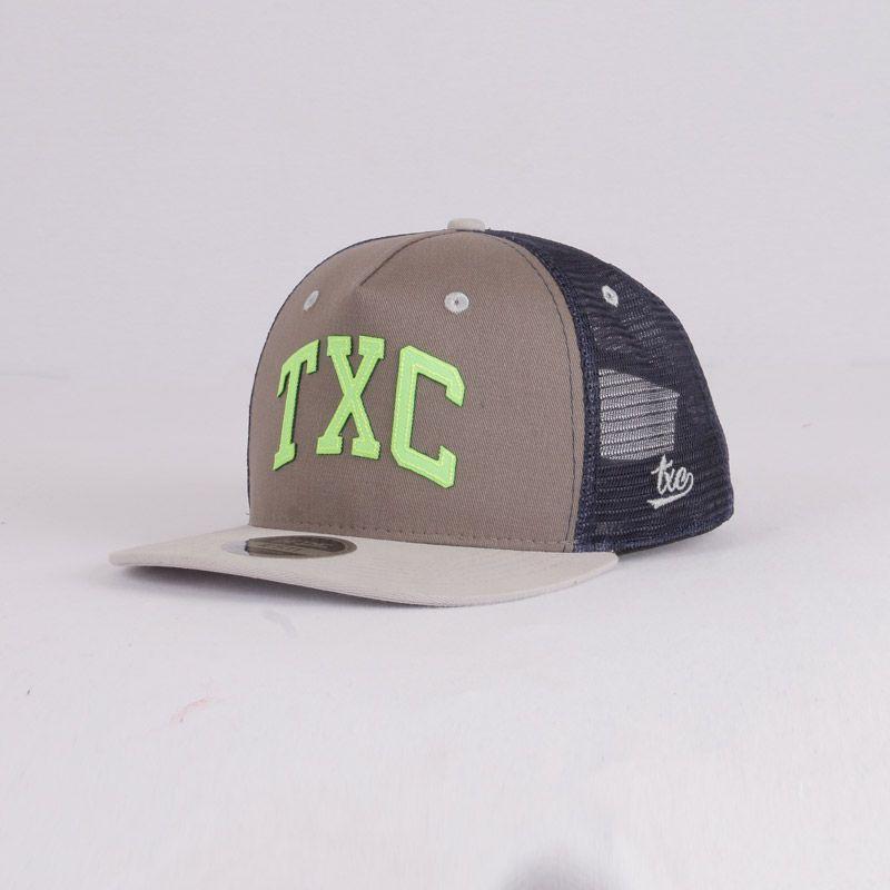 Boné TXC Brand aba reta 372R