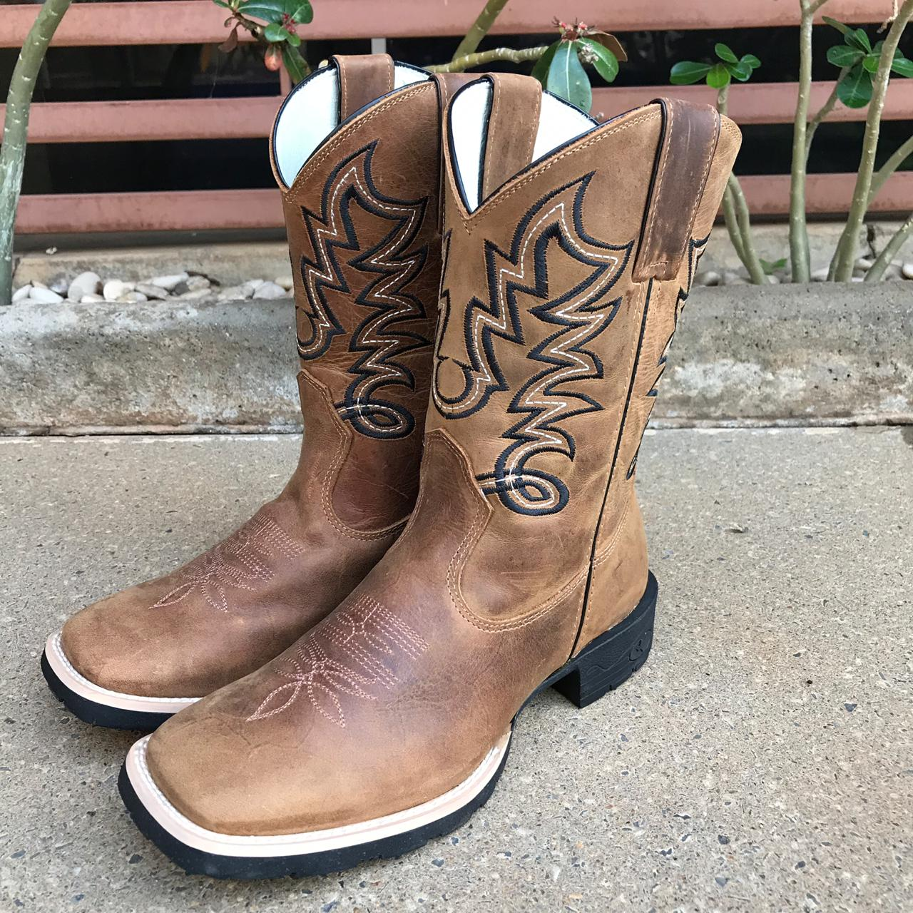 Bota Texas Center B46T 2809