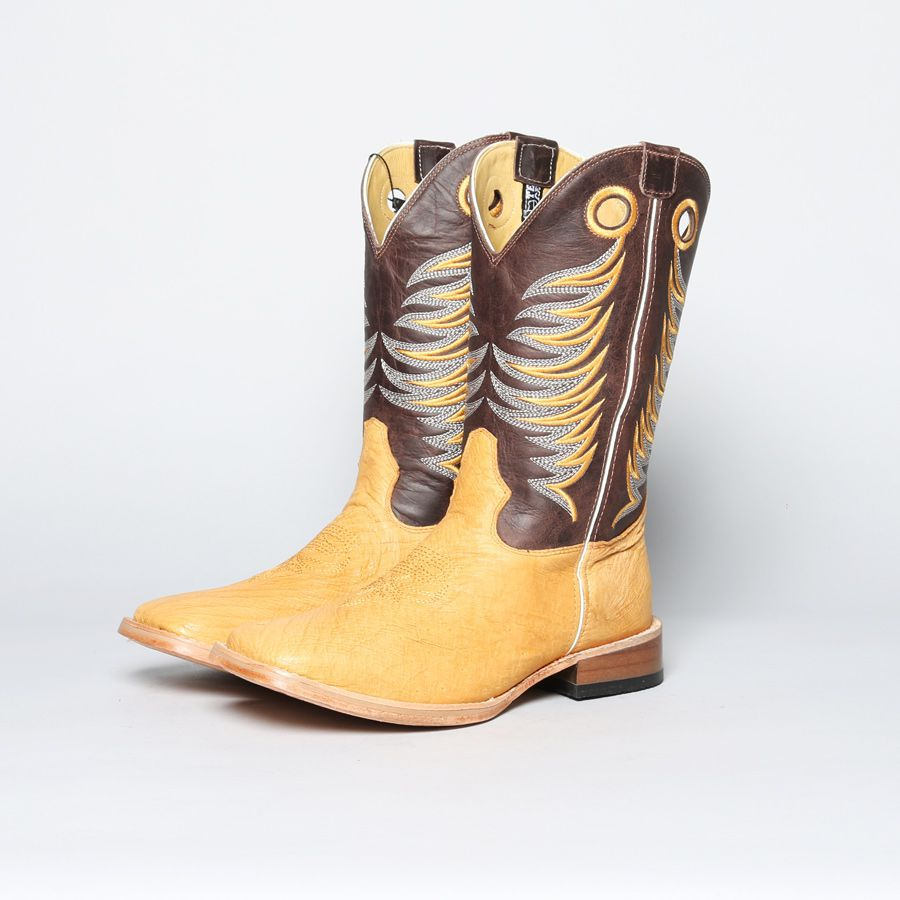 Bota Texas Center B-54 2803 ouro