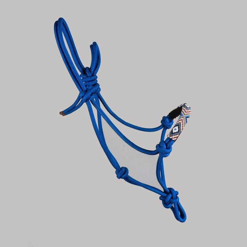 Cabresto de corda com miçangas Boots Horse 05