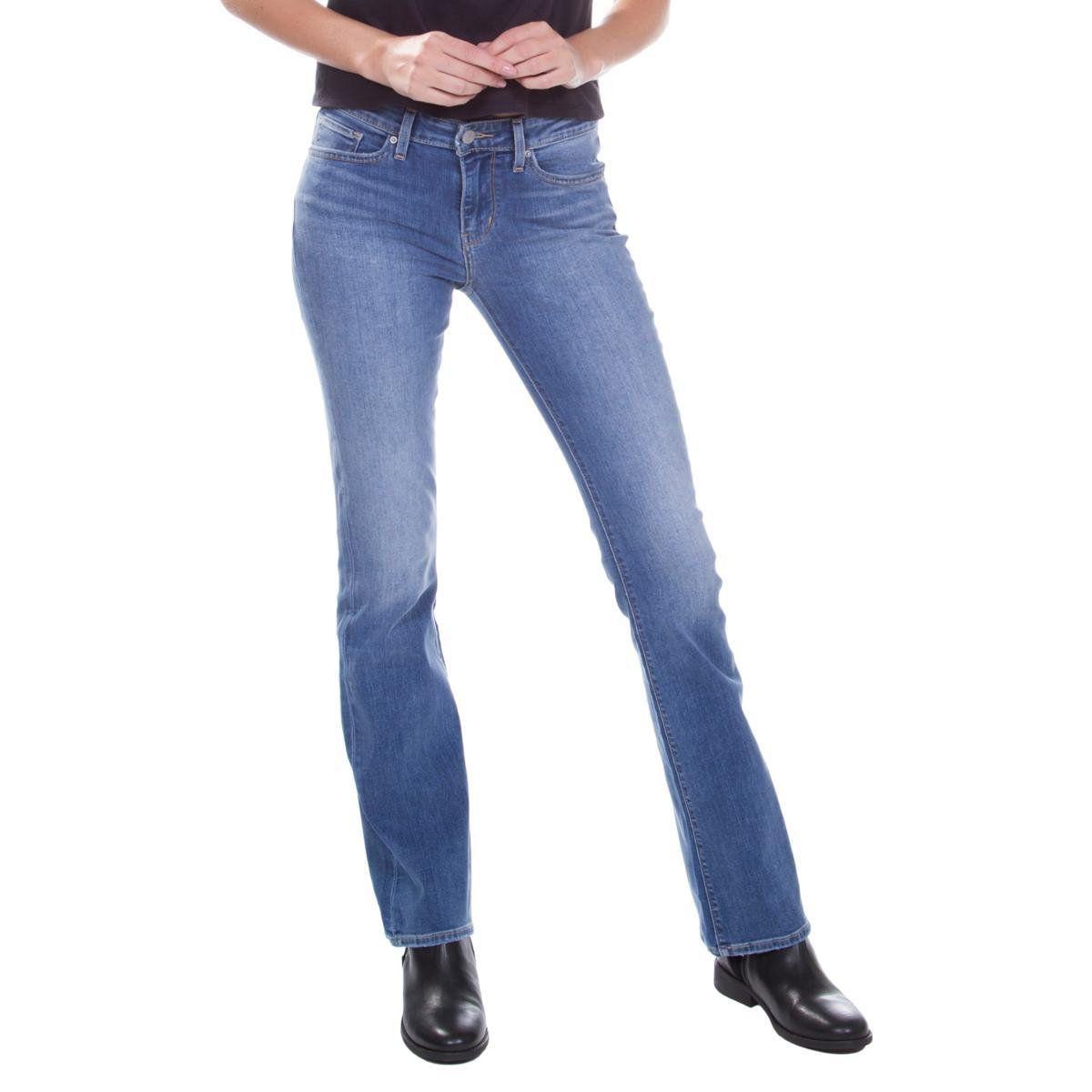 Calça Jeans Levis 715 Bootcut