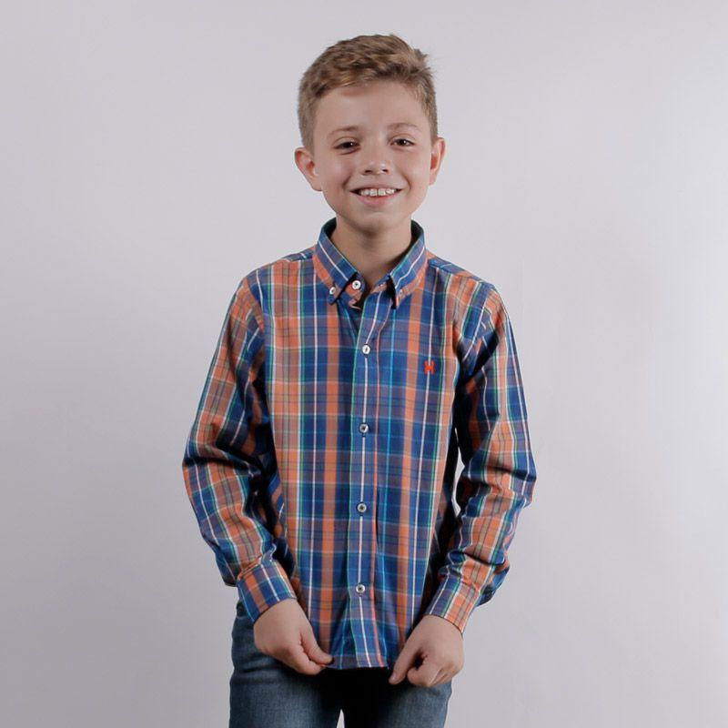 Camisa infantil TXC Brand 17010I