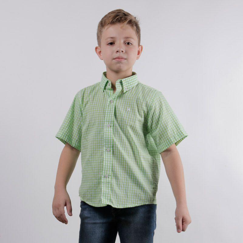 Camisa infantil TXC Brand 17013I
