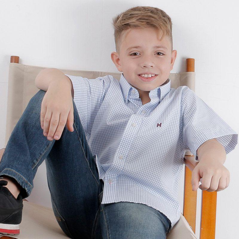 Camisa infantil TXC Brand 2186I