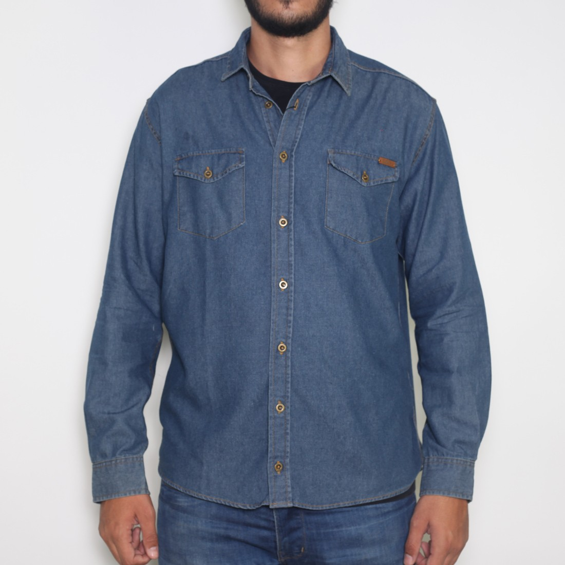 Camisa Ranch Wear Jeans 01