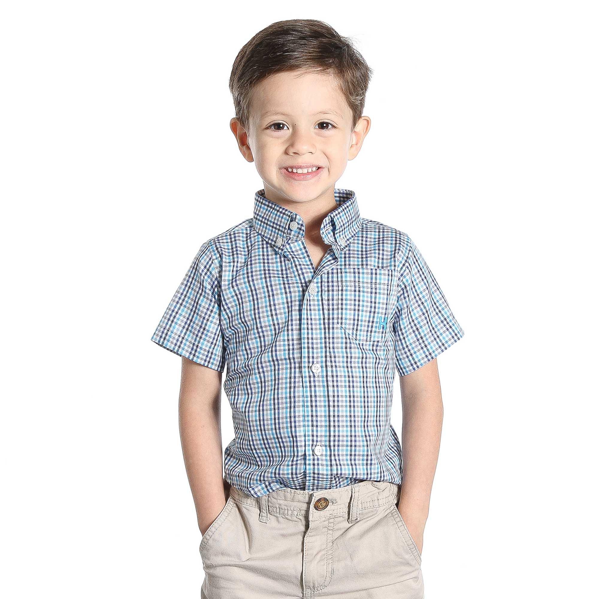 Camisa TXC Brand Infantil manga Curta 17054I