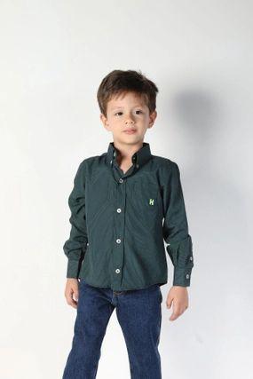 Camisa TXC Brand Infantil Manga Longa 17056l