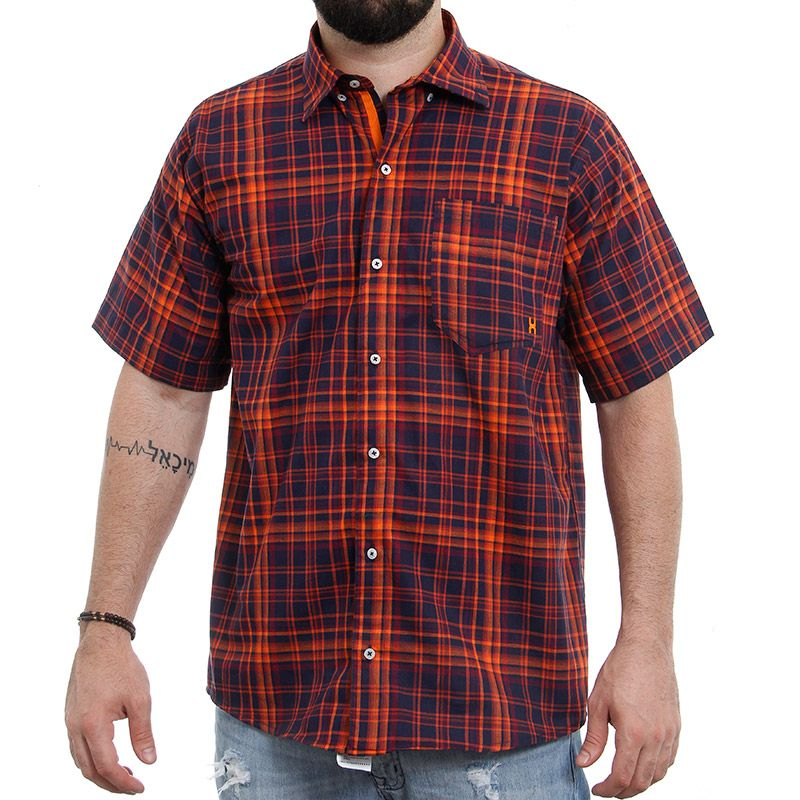 Camisa TXC Brand manga curta - 2112C