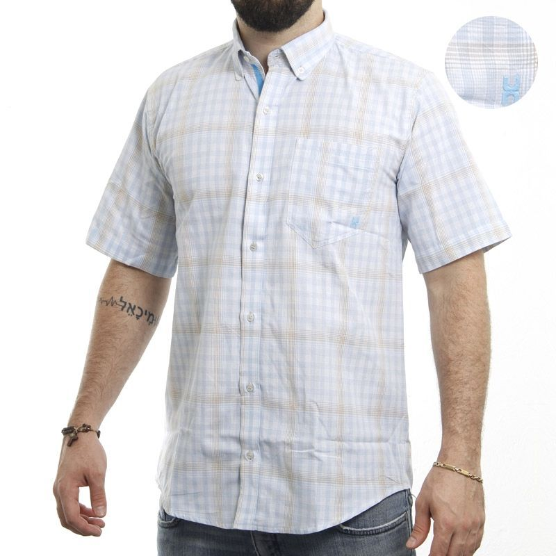 Camisa TXC Brand manga curta 2125L