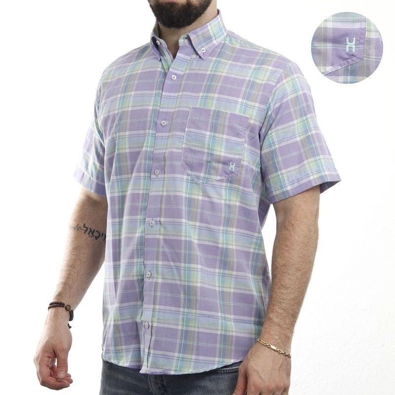 Camisa TXC Brand manga curta 2128C