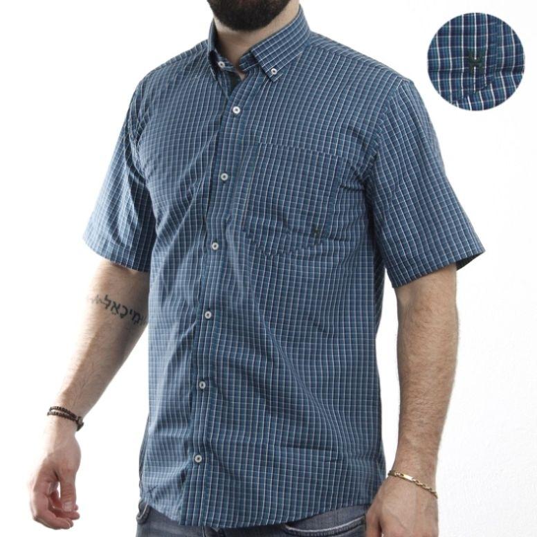 Camisa TXC Brand manga curta 2129C