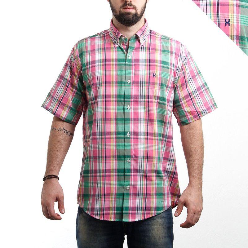Camisa TXC Brand manga curta - 2134C