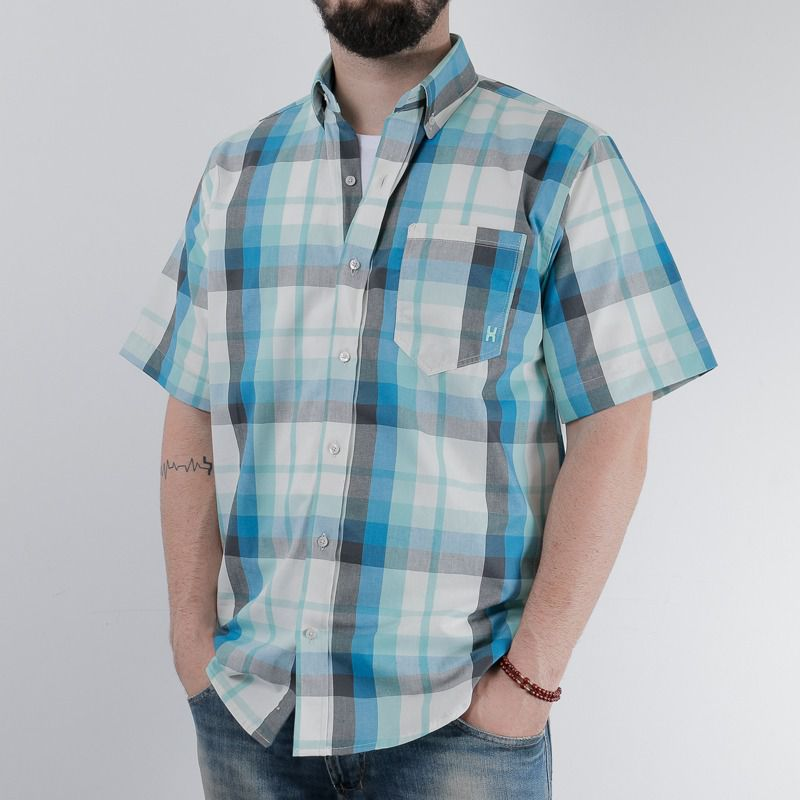 Camisa TXC Brand manga curta 2159C