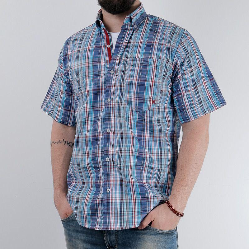 Camisa TXC Brand manga curta 2207C