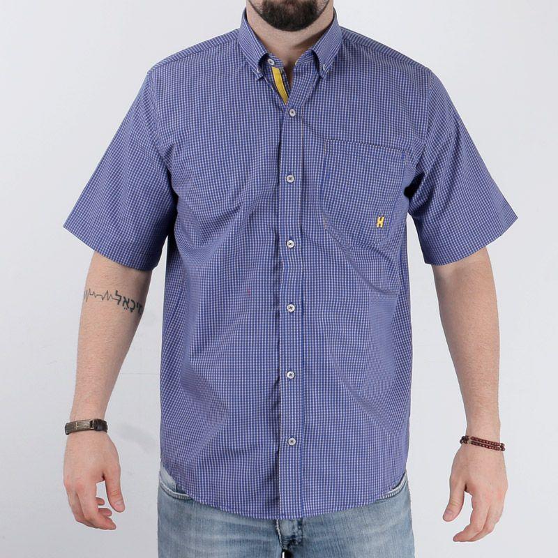 Camisa TXC Brand manga curta 2217C