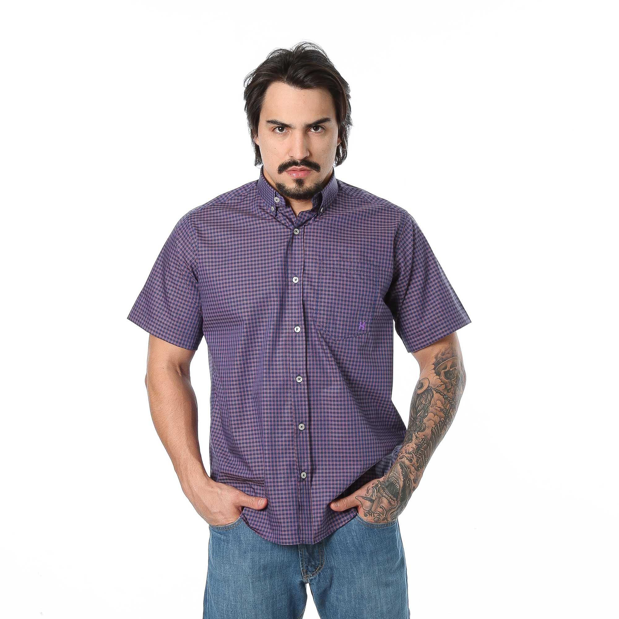 Camisa TXC Brand manga curta 2392C