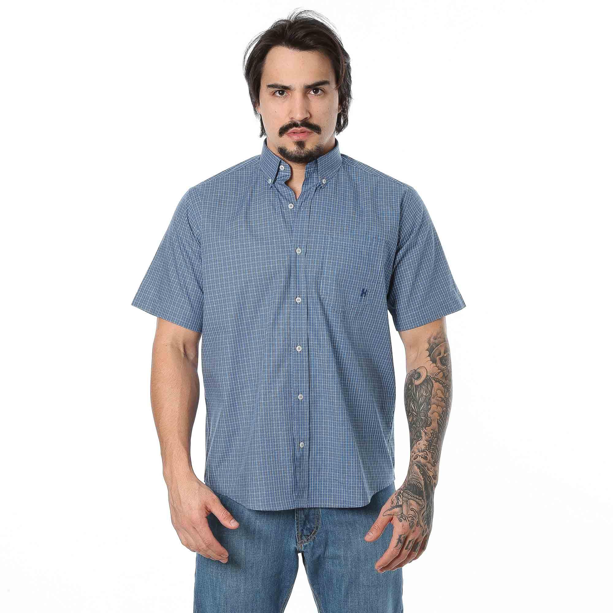 Camisa TXC Brand manga curta 2393C