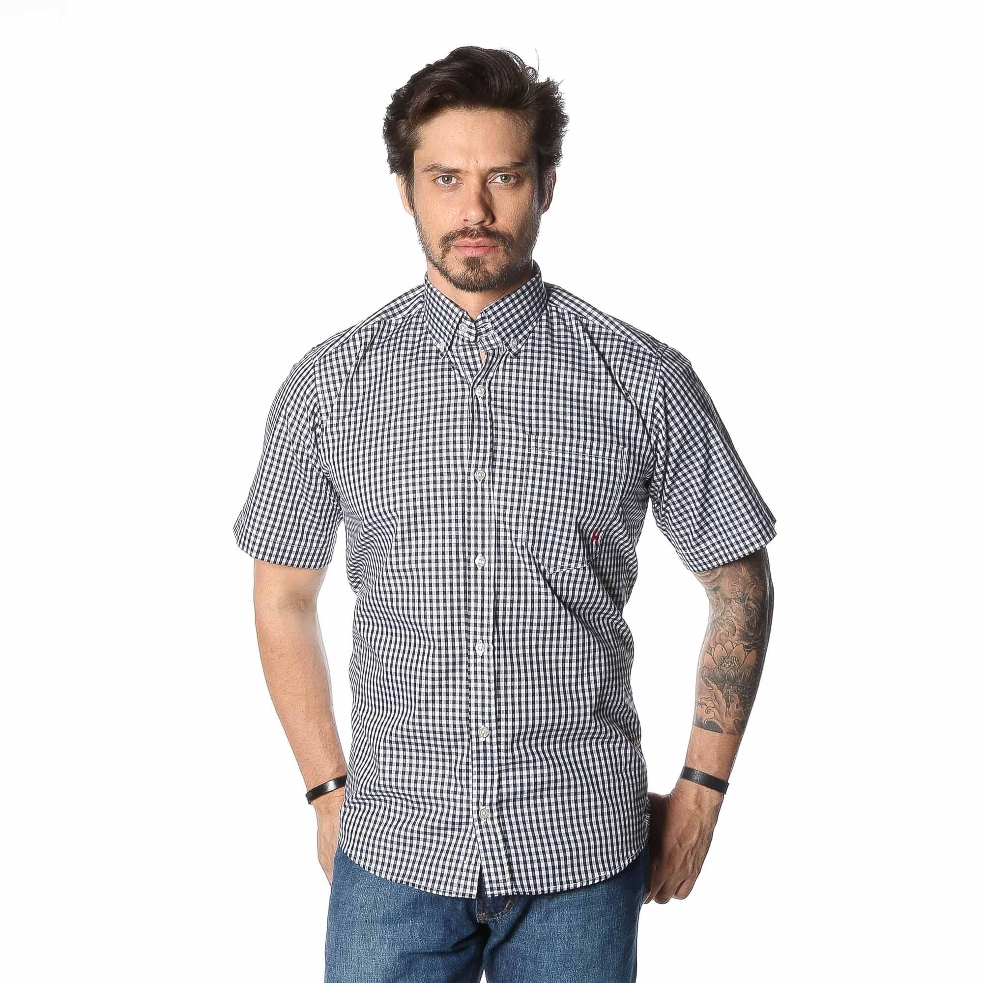 Camisa TXC Brand manga curta 2404C