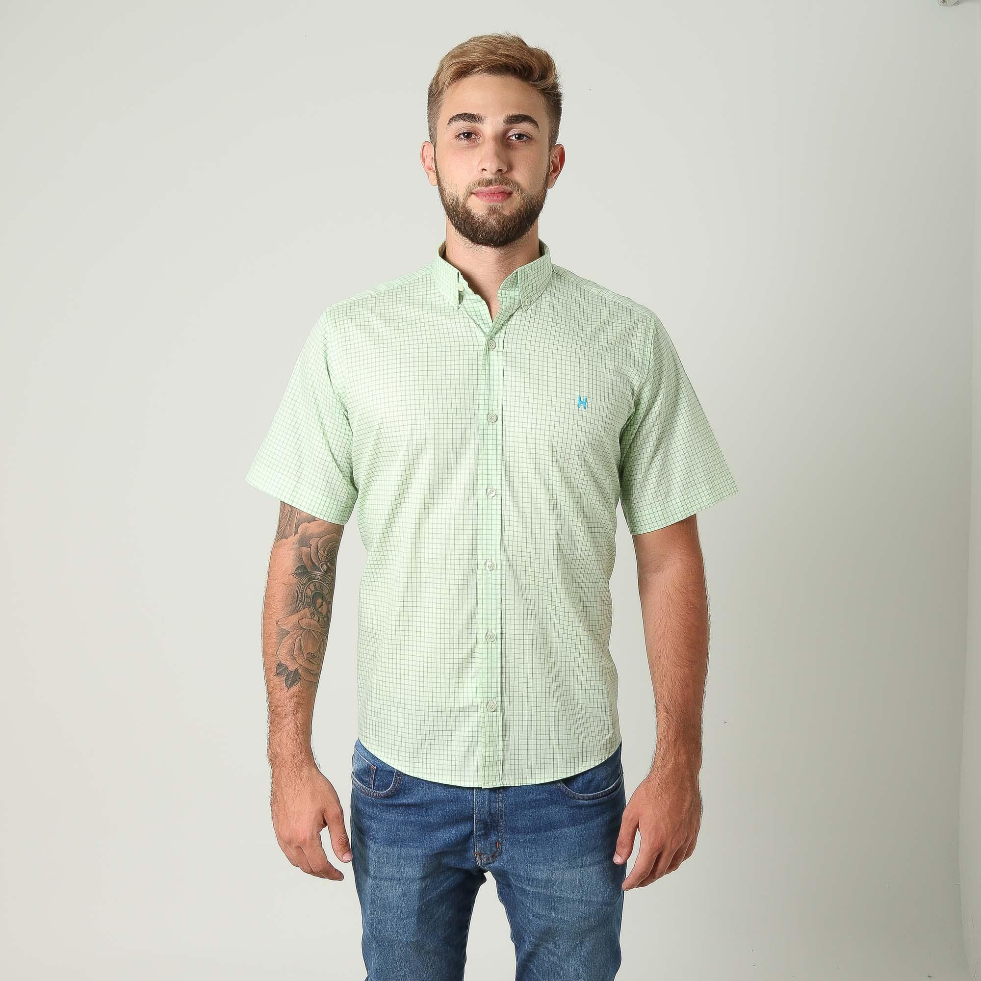 Camisa TXC Brand manga curta 2430C