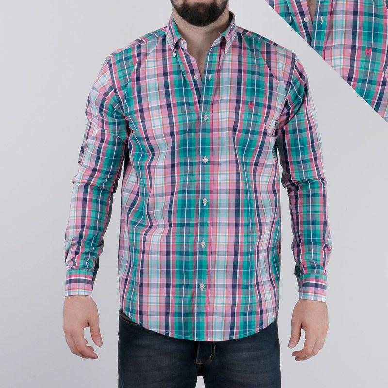Camisa TXC Brand manga longa 2235L