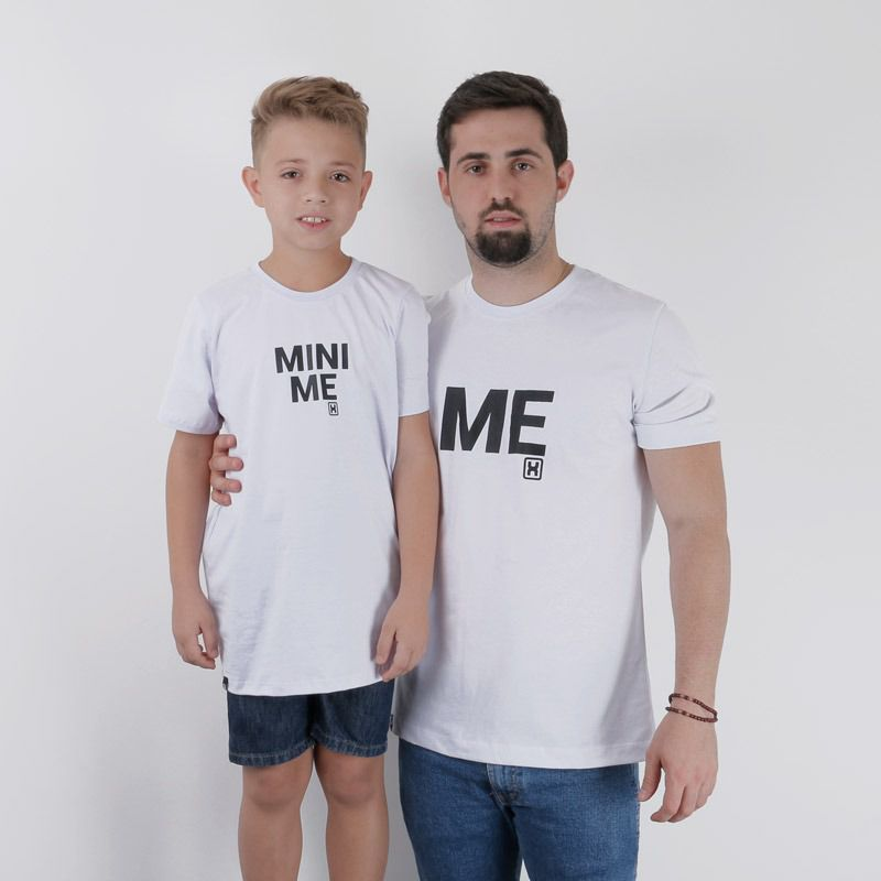 Camiseta  Adulto TXC Brand  Pai e Filho 001