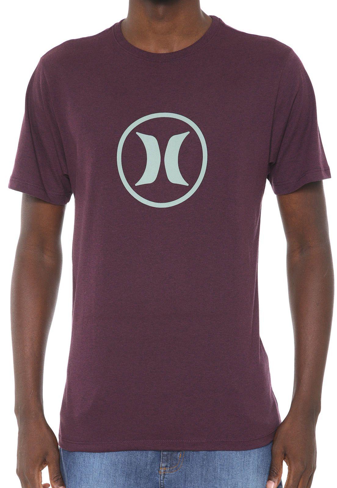Camiseta Hurley Açai Silk