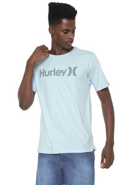 Camiseta Hurley Azul