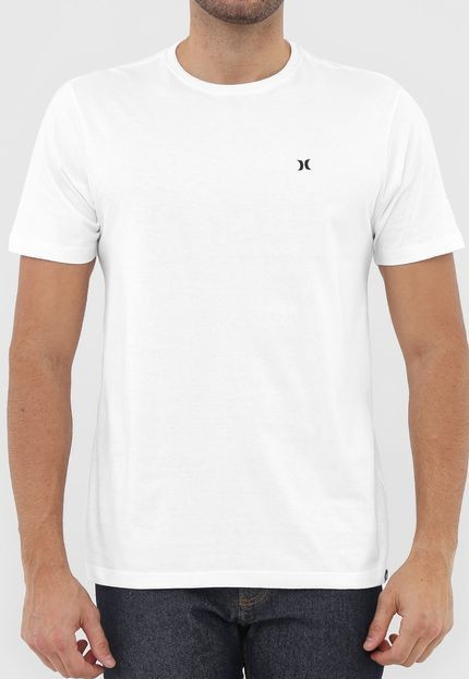 Camiseta Hurley Branco