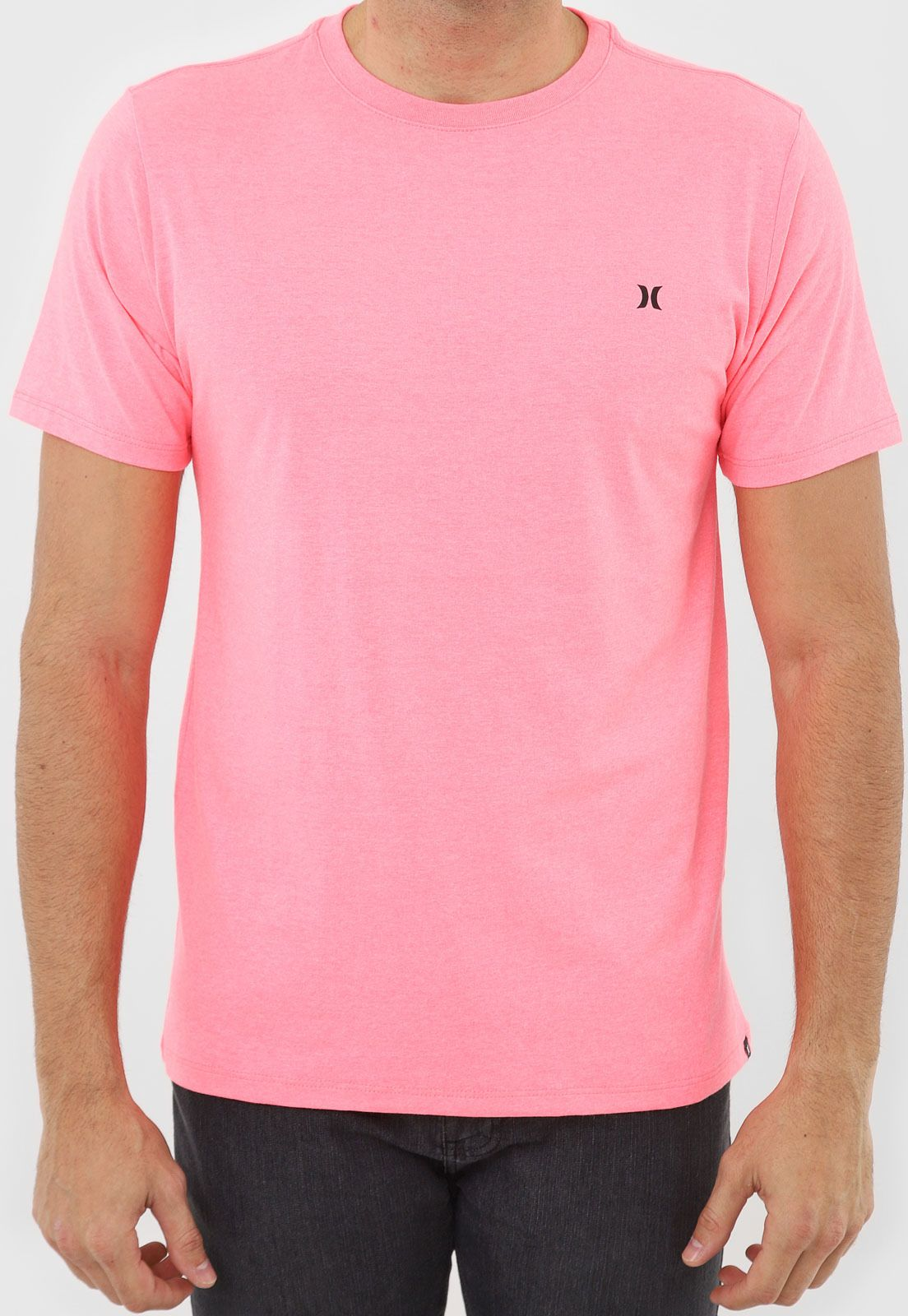 Camiseta Hurley Rosa