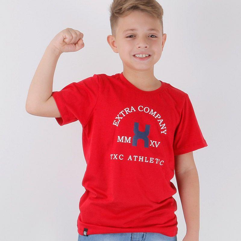 Camiseta infantil TXC Brand 14000I