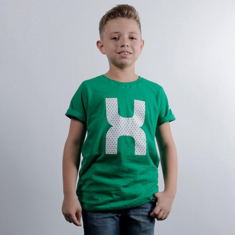Camiseta infantil TXC Brand 14015I