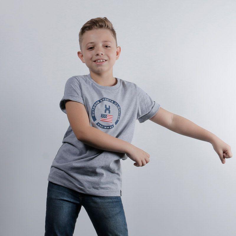 Camiseta infantil TXC Brand 14018I