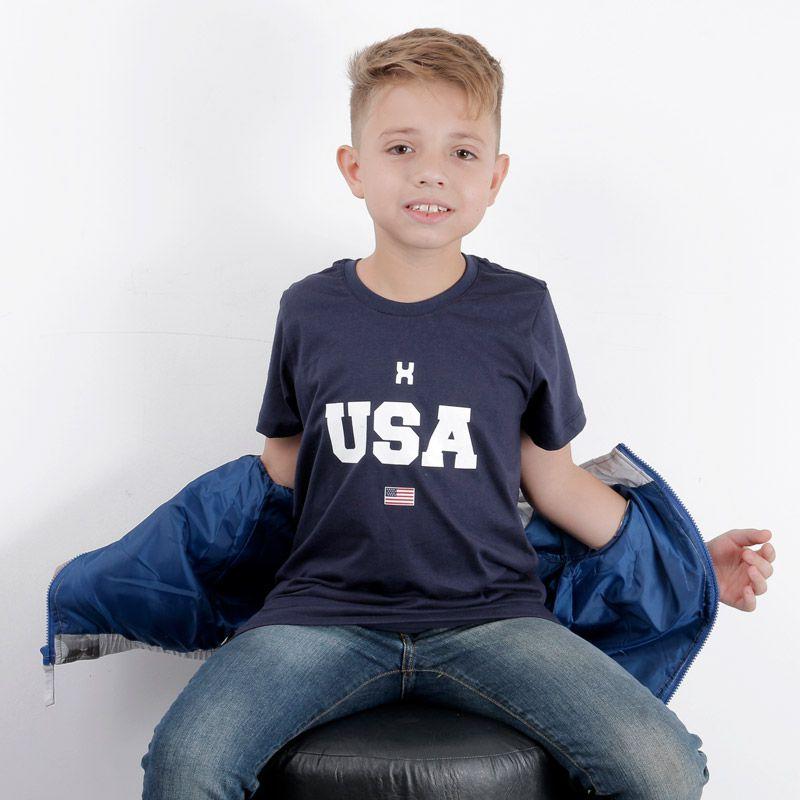 Camiseta infantil TXC Brand 1401I