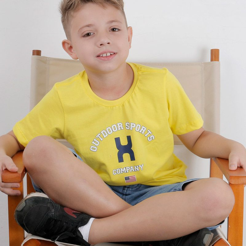 Camiseta infantil TXC Brand 1406I