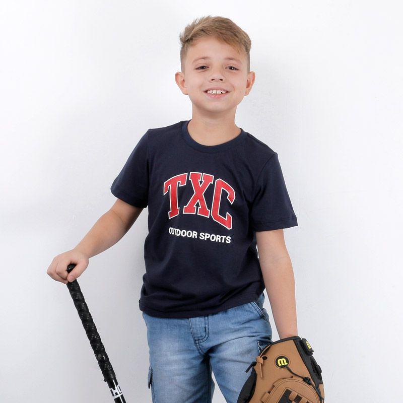 Camiseta infantil TXC Brand 1409I