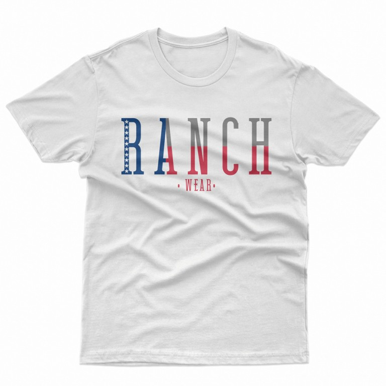 Camiseta Ranch Wear masculina CR009