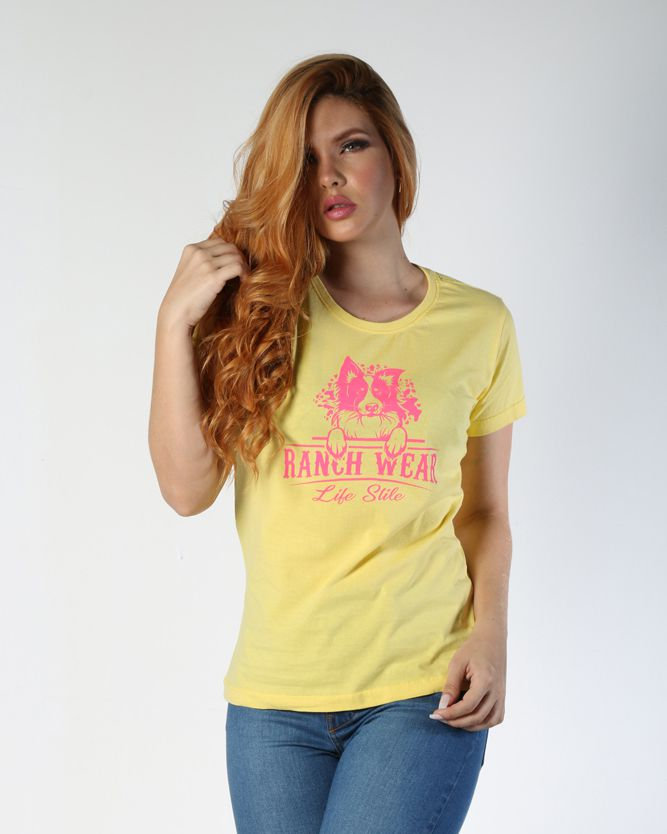 Camiseta Ranch Wear CR02