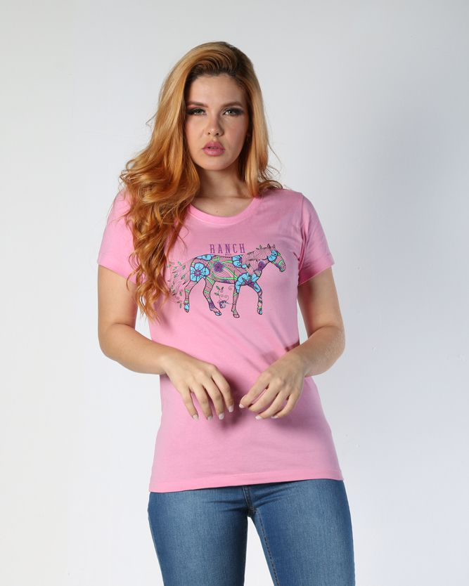 Camiseta Ranch Wear CR05